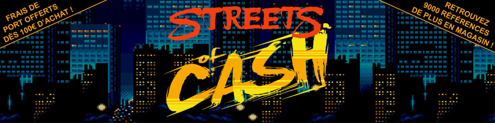 Streets of Cash