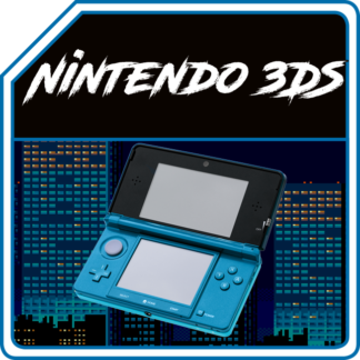 NINTENDO 3DS (PAL/JAP/US)