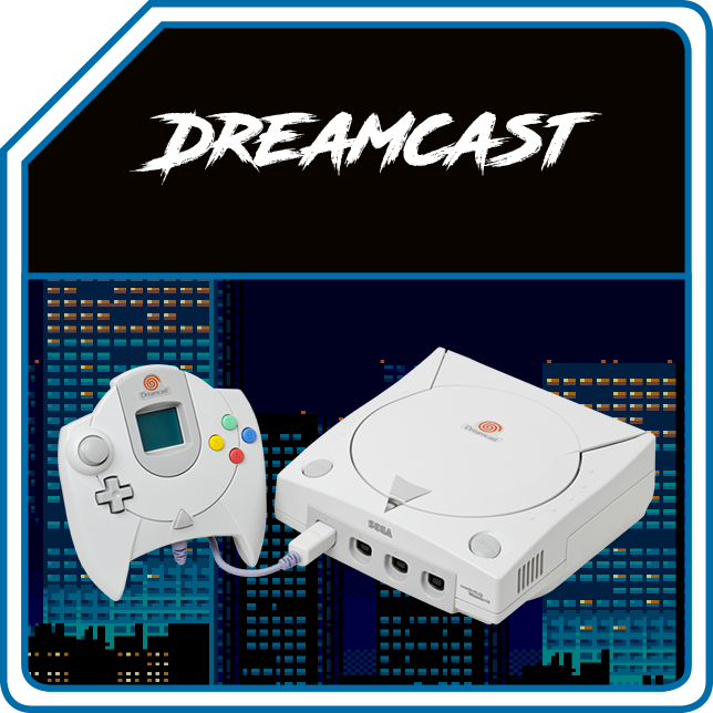DREAMCAST (PAL/JAP/US)