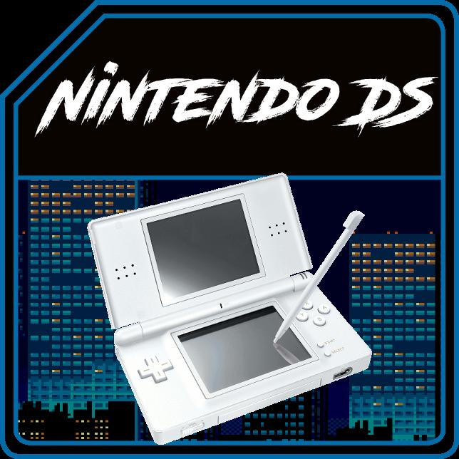 NINTENDO DS (PAL/JAP/US)