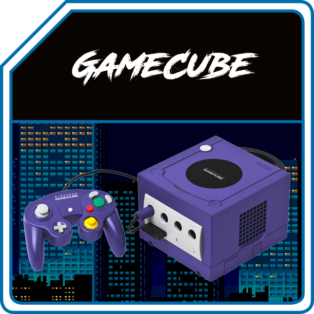 GAMECUBE (PAL/JAP/US)