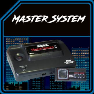 MASTER SYSTEM (PAL/JAP/US)