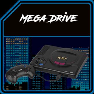MEGA DRIVE (PAL/JAP/US)
