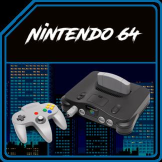 NINTENDO 64 (PAL/JAP/US)