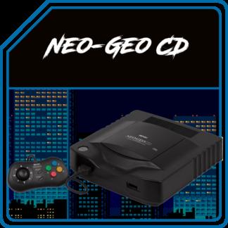 NEO-GEO CD (JAP/US)
