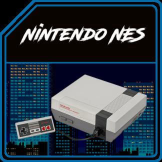 NINTENDO NES (PAL/JAP/US)