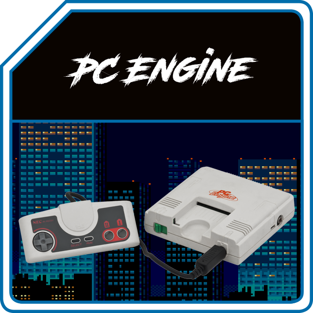 PC ENGINE (JAP)
