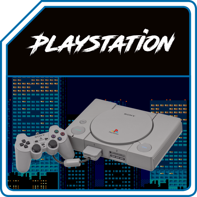 PLAYSTATION (PAL/JAP/US)