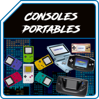 PORTABLES (GameBoy / GBA / Game Gear...)