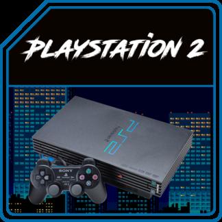 PLAYSTATION 2 (PAL/JAP/US)