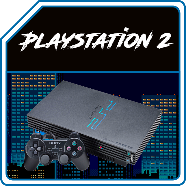 PLAYSTATION 2 (PAL/JAP/US)