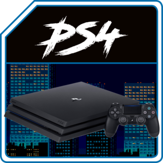 PLAYSTATION 4 (PAL/JAP/US)