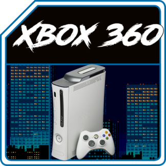 XBOX 360 (PAL/JAP/US)