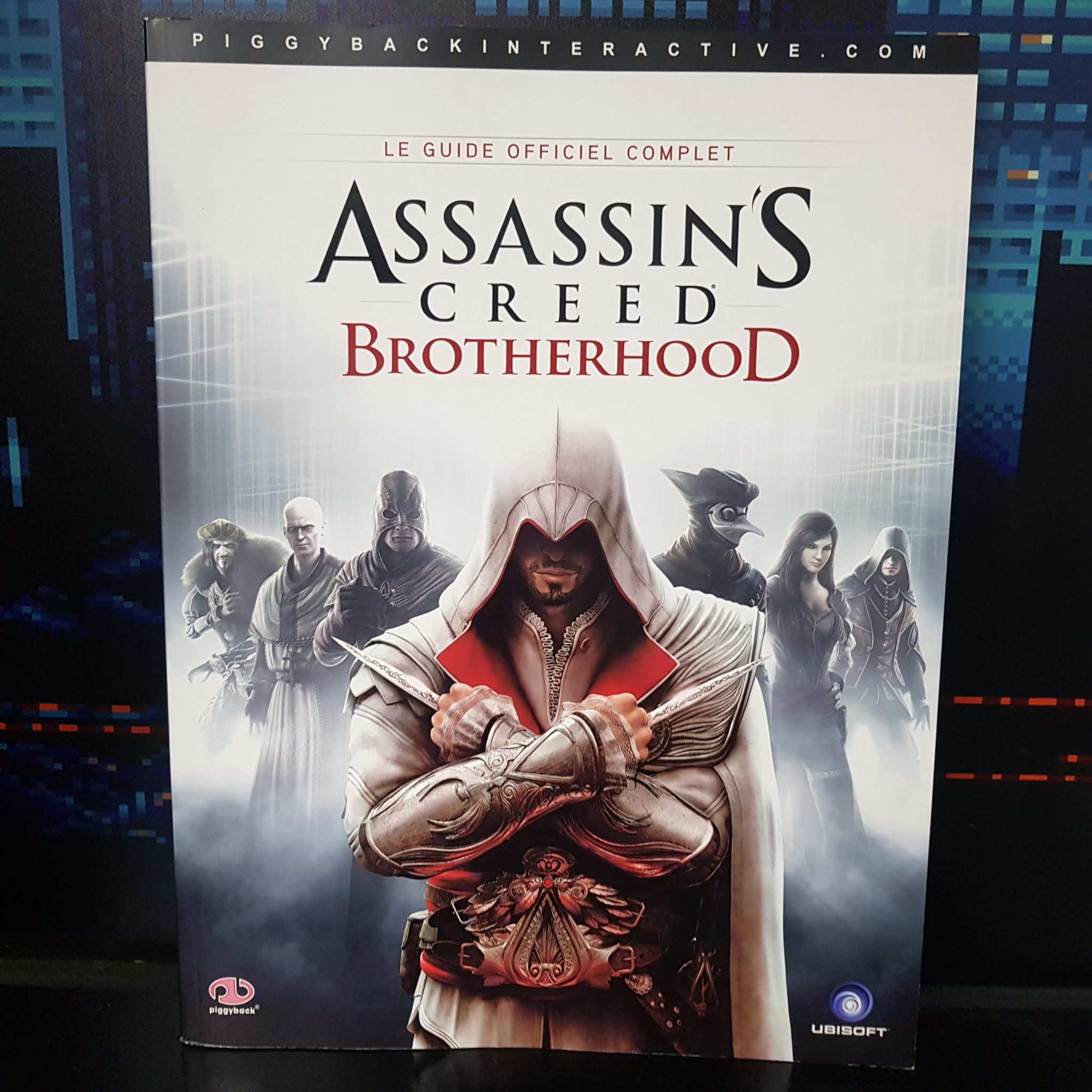 Assassins creed brotherhood investment guide small investment stock broker