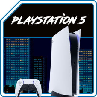 PLAYSTATION 5 (PAL/JAP/US)